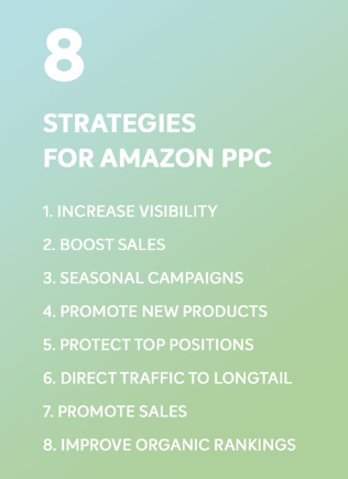 8 strategies to increase your sales with Amazon Advertising