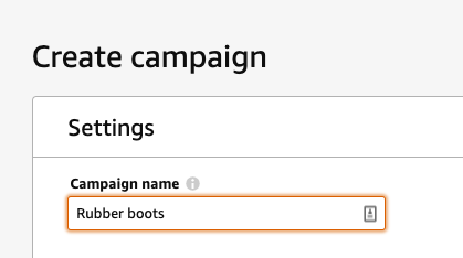 Amazon PPC Guide: Create a Sponsored Products campaign