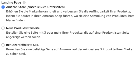 Amazon Sponsored Brands_Landing Pages