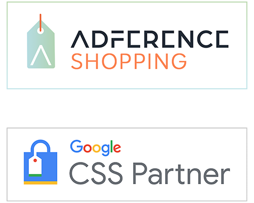 Adference Shopping CSS Partner Badge