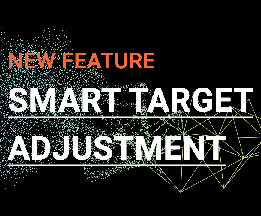 Feature Release für Amazon Ads: Smart Target Adjustment