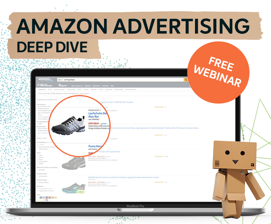 Webinar – Amazon Advertising Deep Dive