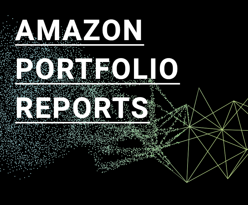 A Feature for the Pros: Amazon Portfolio Reports