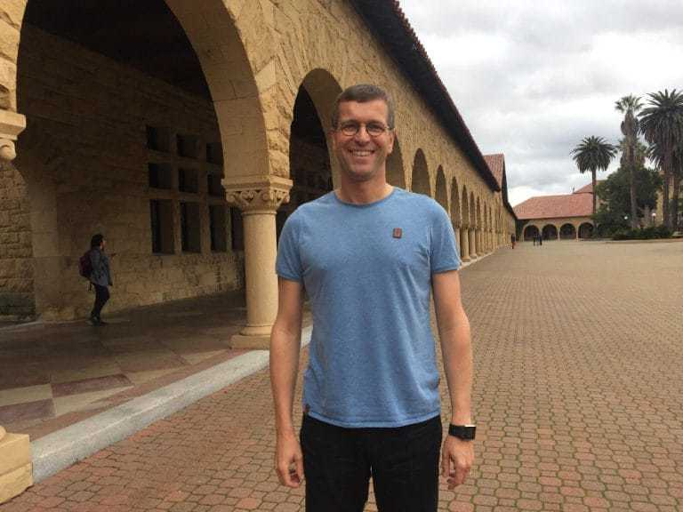 Right from Stanford: Adference co-founder holds Google workshop via live stream