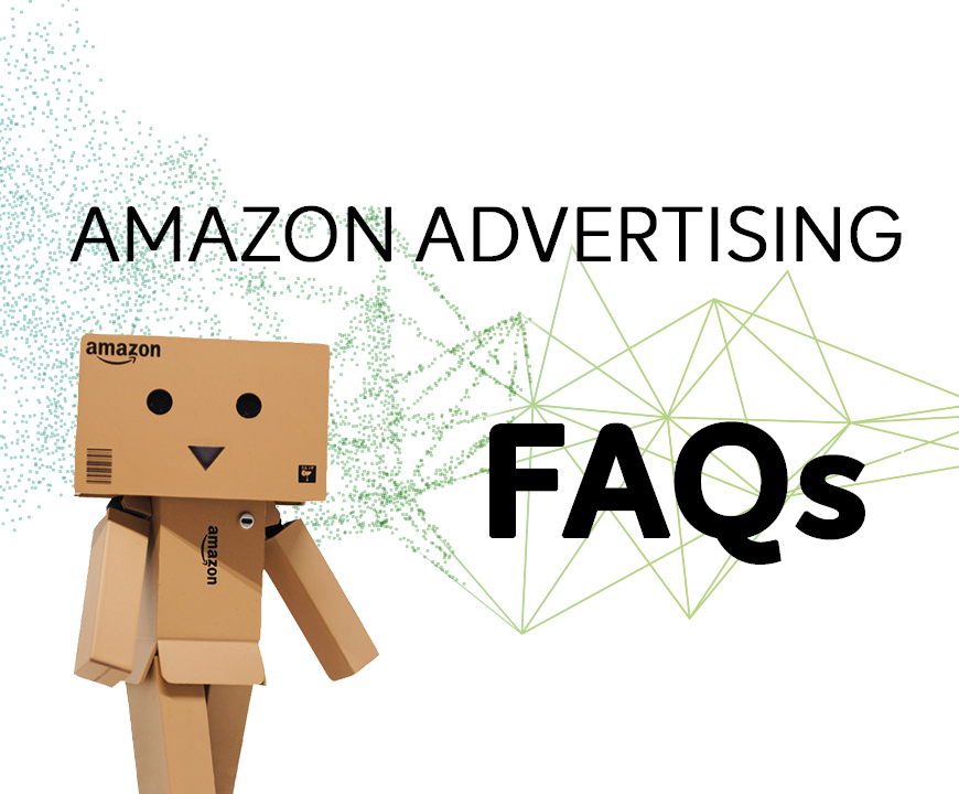 Frequently Asked Questions – Amazon Advertising