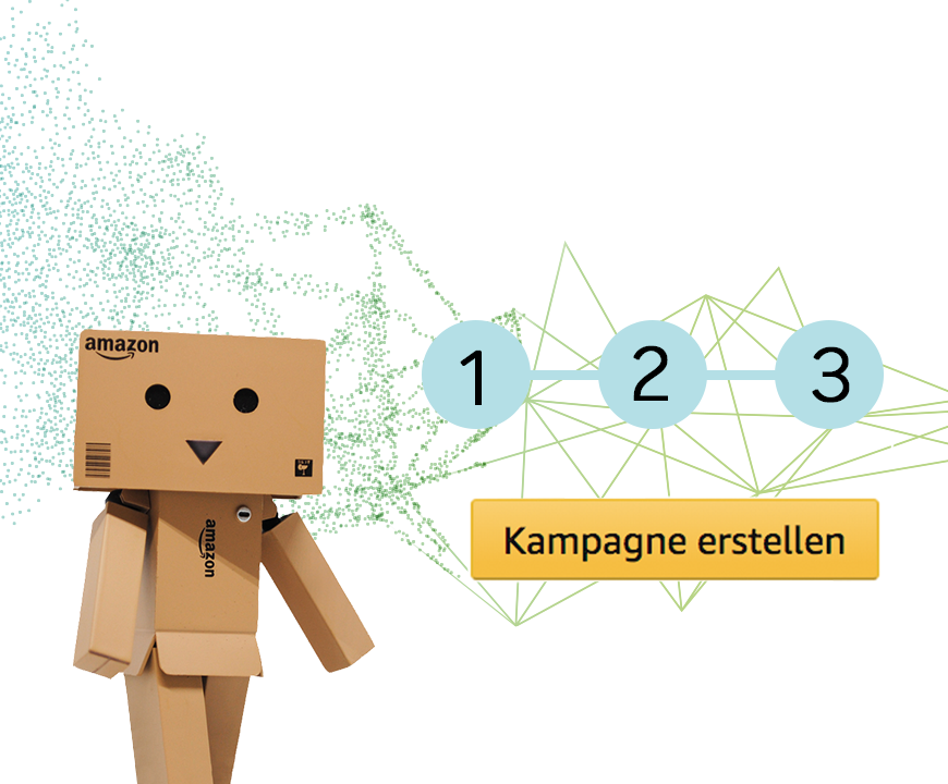 Step-by-Step Guide: Erstelle deine erste Amazon Sponsored Products Kampagne