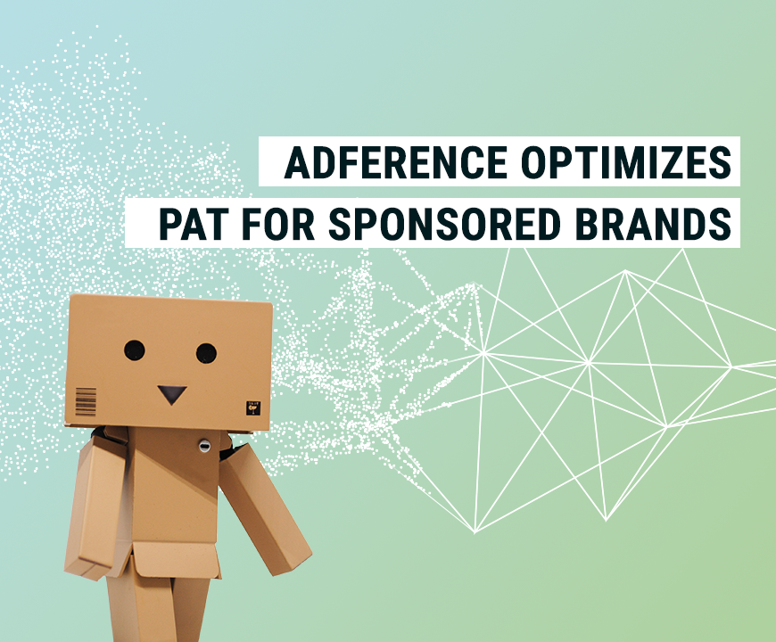 Adference optimizes Product Attributed Targeting (PAT) for Sponsored Brands